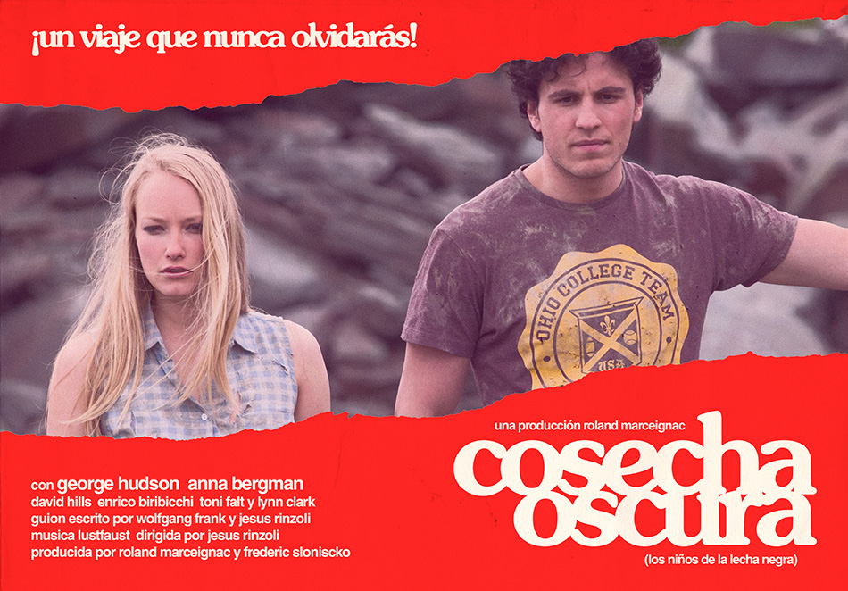 Hiker Meat Spanish Film Poster