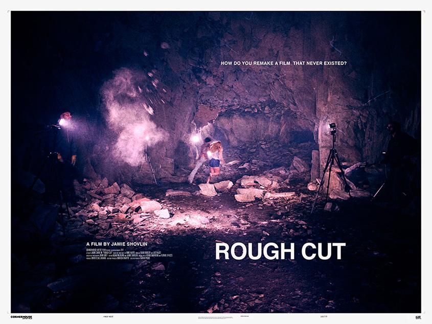 Rough Cut Poster Key Artwork