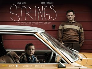 Strings Poster Key Artwork