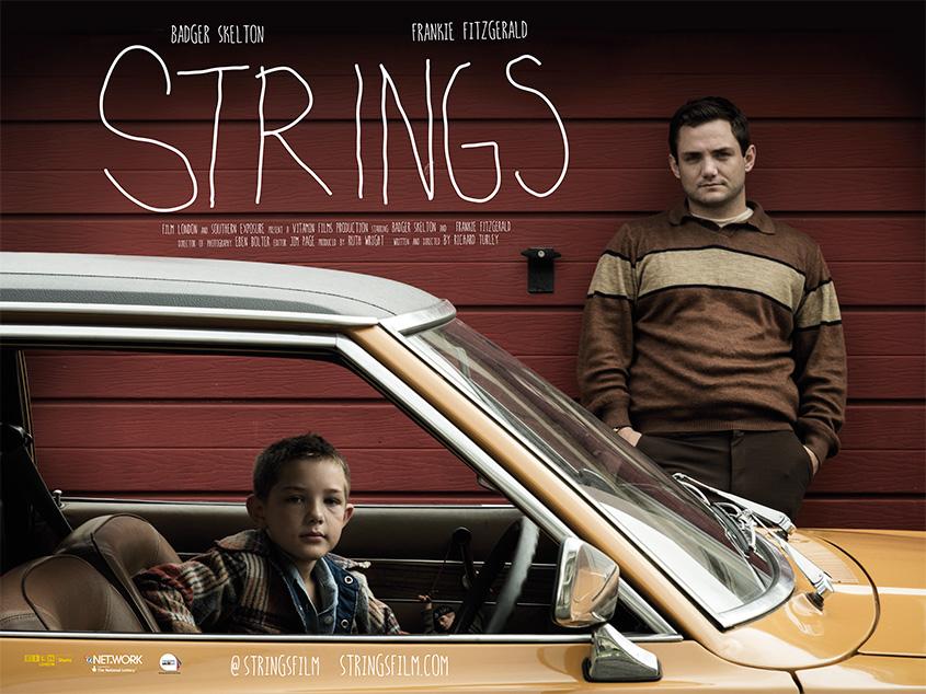 Strings Poster Key Artwork
