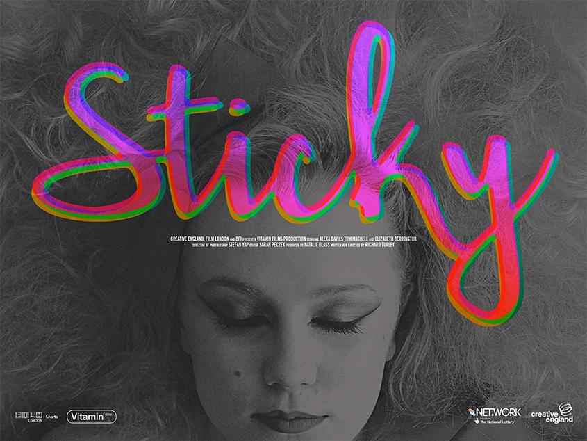 Sticky Poster Key Artwork